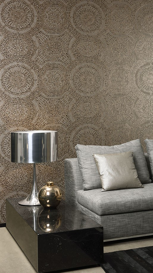 Arte International Rhapsody Wallcovering Collection At John