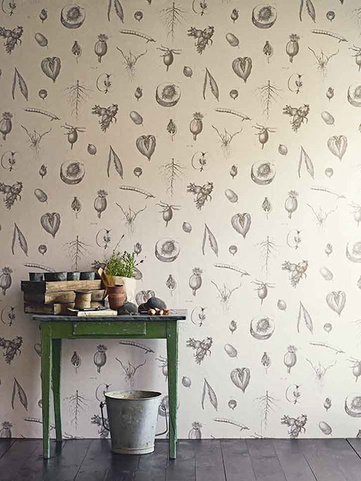 ... Linwood Ephemera Wallcovering Collection ...