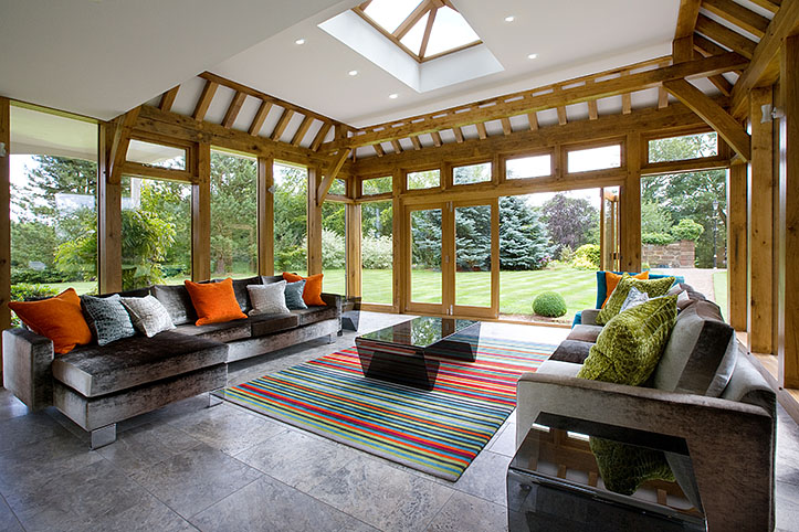 John Charles Interior Design Conservatory Furnishings
