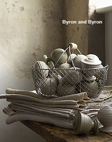 Curtain Poles by Byron and Byron